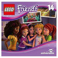 CD LEGO Friends 14 Hörbuch