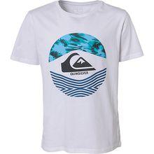 T-Shirt STOMPED  weiß Jungen Kinder