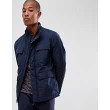 Selected Homme - Technical - Jacke mit Thinsulate-Futter und Multimedia-Tasche - Navy