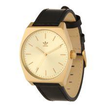 ADIDAS ORIGINALS Armbanduhr 'Process_L1' gold / schwarz