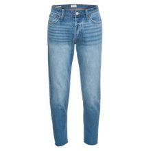 JACK & JONES Jeans 'JJIFRED JJORIGINAL CR 073 CUT OFF LTD' blue denim