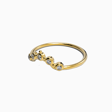 Ring STELLA gold