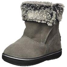Primigi Baby Mädchen Psn 8539 Klassische Stiefel, Grau (Grigio), 26 EU