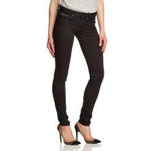 Hilfiger Denim Damen Skinny Jeans Sophie DNBST, Gr. W27/ L34, Schwarz (DANA BLACK STRETCH)