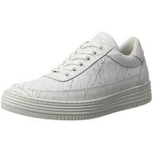 BULLBOXER Damen 420001E5L Sneaker, Weiß (White), 39 EU