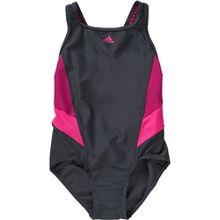 Kinder Badeanzug, mit UV-Schutz grau Mädchen Kleinkinder