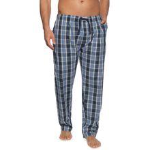 U.S. Polo Assn. Pyjamahose in blau für Herren