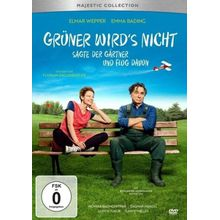 DVD »Grüner wird's nicht«