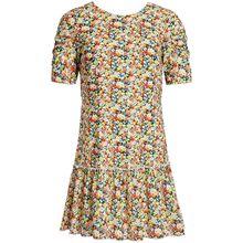 khujo Kleid SIMARKA Sommerkleider gelb Damen