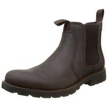 Rockport SE CHELSEA BOOT, Herren Chelsea Boots, Braun (TENOR), 42.5 EU
