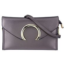 Bagood , Damen Clutch Gr. One size, grau