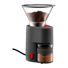 Bodum - Bistro, Elektrische Kaffeemühle, schwarz