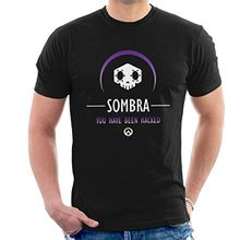 Sombra You Have Been Hacked Overwatch Men's T-Shirt