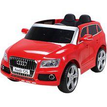 Kinder Elektroauto Audi Q5 SUV Lizenziert, rot
