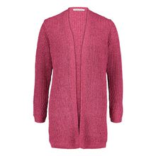 Betty Barclay Grobstrickjacke mit Struktur pink Damen