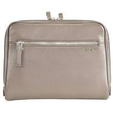 SAMSONITE Highline Tablet Tasche Leder 28 cm beige