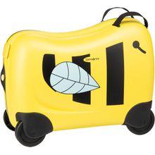 Samsonite Reisegepäck für Kinder Dream Rider Suitcase Bee Betty (25 Liter)