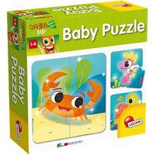 Baby Puzzle - Tiere