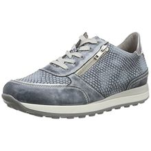 Remonte d1800, Damen Sneakers, Blau (royal/argento/denim/14), 38 EU