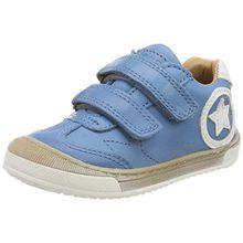 Bisgaard Unisex-Kinder Klettschuhe Sneaker, Blau (Sky Blue), 26 EU