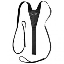 Outdoor Research - Suspenders - Hosenträger Gr One Size schwarz