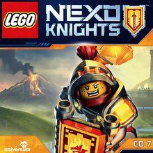CD LEGO Nexo Knights CD 7 Hörbuch