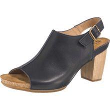 EL NATURALISTA Klassische Sandaletten schwarz Damen