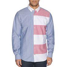 Tommy Hilfiger Hemd Regular Fit in blau für Herren