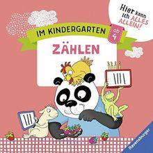 Buch - Im Kindergarten: Zählen