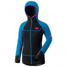Dynafit - Women's Mezzalama Race Jacket - Fleecejacke Gr 34;36;38;40 schwarz/blau;schwarz/rosa