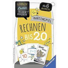 Lernen Lachen Selbermachen: Kartenspiel Rechnen bis 20 (Kinderspiel)