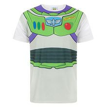 Disney Toy Story Buzz Lightyear Costume Men's T-Shirt (L)