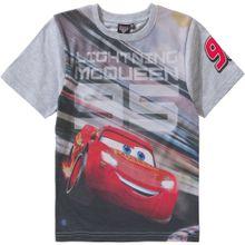 DISNEY T-Shirt grau / rot