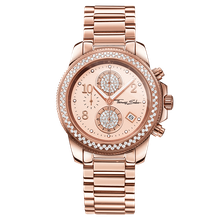 Thomas Sabo Damenuhr pink WA0202-265-208-40 MM