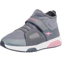 KangaROOS Sneakers 'KADEE MID EV' grau
