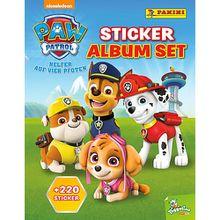Buch - PANINI Sticker-Album-Set PAW Patrol, inkl. 220 Sticker
