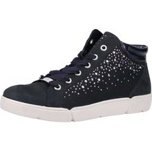 ara Sneaker Sneakers High blau Damen