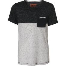 LEMON BERET Shirt schwarzmeliert / weißmeliert