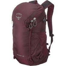 Osprey Daypack Rucksack Skimmer 20 Tagesrucksäcke rot Damen