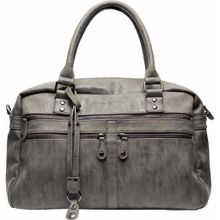 XXXL Brussel Little Company WICKELTASCHE, Grau