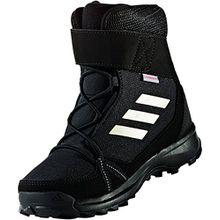 adidas Unisex-Kinder Terrex Snow CF CP CW K Trekking-& Wanderstiefel, Schwarz (Negbas/Blatiz/Gricua), 36 2/3 EU