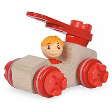 Constructor Maxi, Feuerwehrauto mehrfarbig