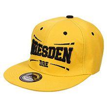 ANN FIXEN - Dresden / Snapback Originals / Basecap / Hipster / Hip Hop Cap / Schirmmütze / Kappe / Baseballcap / Baseball / Fan Mütze für Damen, Herren und Kinder (DRE01)