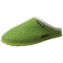 Giesswein Unisex-Erwachsene Dannheim Pantoffeln, Grün (Gras), 40 EU