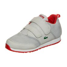 LACOSTE Sneaker Kleinkinder 'L.ight' grau