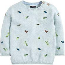 Pullover  mint Jungen Baby