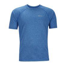 Marmot - Accelerate Shortsleeve Herren Funktionsshirt (blau) - S