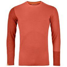 Ortovox - R 'N' W Long Sleeve - Merinounterwäsche Gr L;M;S;XL;XXL blau/schwarz;grau;rot/blau/orange