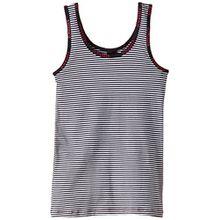 Schiesser Mädchen Unterhemd Top Gr. 164 (Herstellergröße: 164) Blau (nachtblau 804)