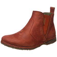 El Naturalista Damen N959 Pleasant Caldera/Angkor Chelsea Boots, Rot (Caldera), 42 EU